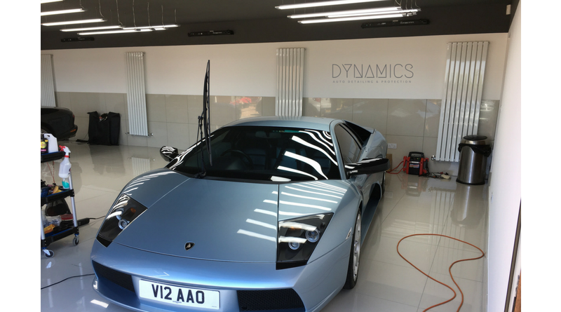 Lamborghini Polishing