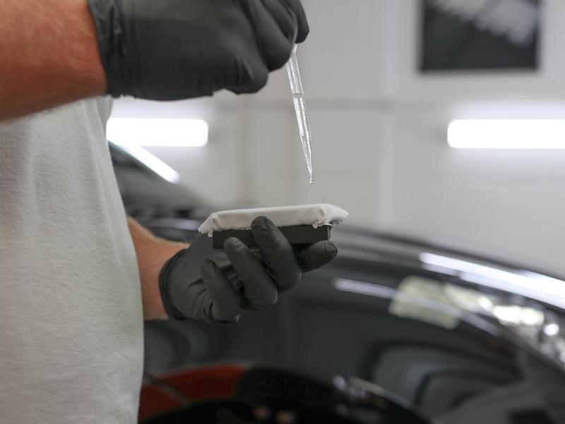 coating application