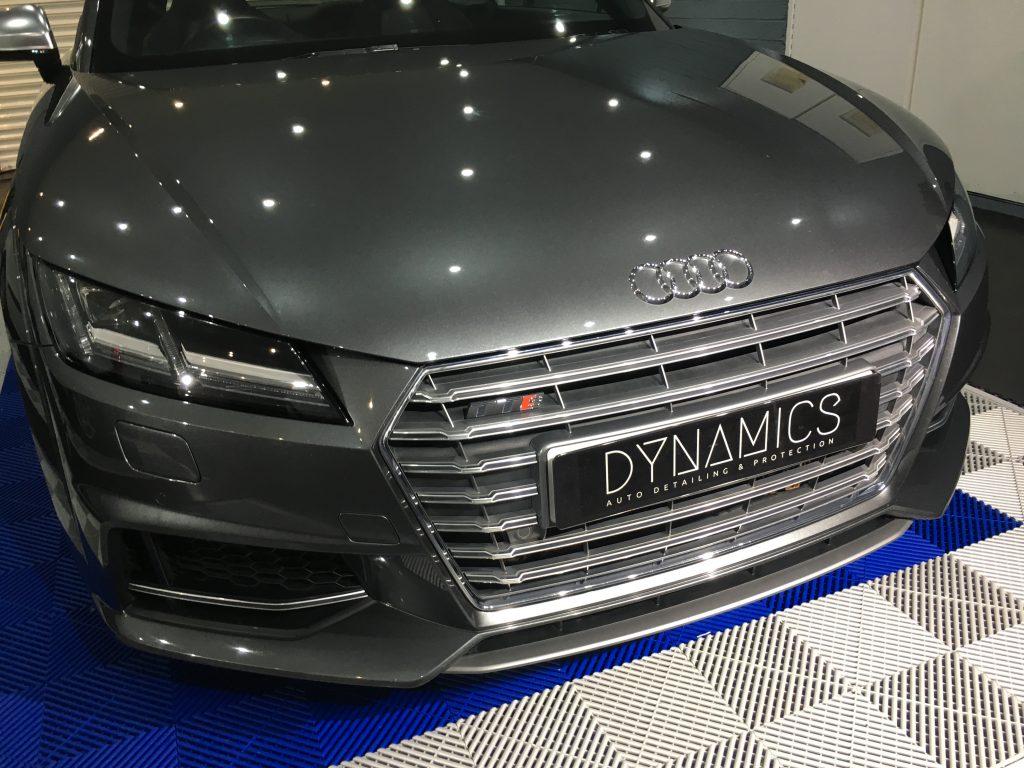 Audi TT Detail